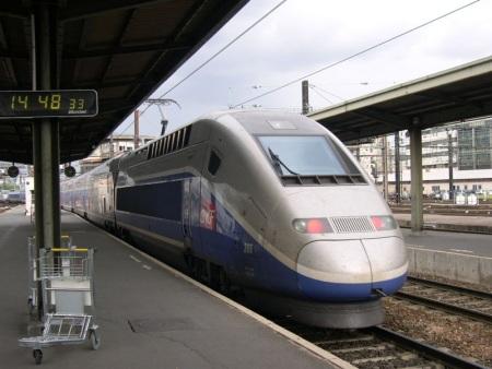 TGV Amiens